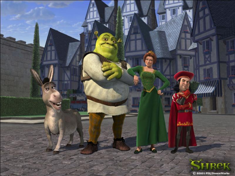 Position n°8. Duo comique qui ont fait rigolé le monde entier, Shrek et l'Âne sont les deux personnages stars de la franchise  Shrek . En quelle année est sorti le tout premier film ?