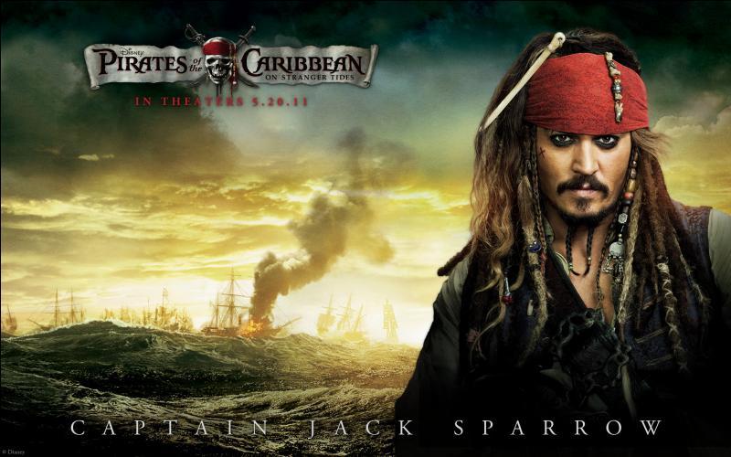 Position n°6. Franchise multi-milliardaire qui joue sur la fascination de chacun pour le monde de la piraterie,  Pirates des Caraïbes  est l'une des sagas cinématographiques les plus impressionnantes. Quel mot du jargon des pirates est alors revenu au goût du jour ?