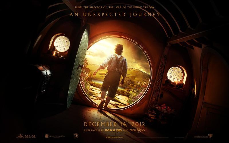Position n°4. L'univers de John Ronald Reueld Tolkien a été porté à l'écran par Peter Jackson avec deux trilogies :  Le Seigneur des anneaux  et  Le Hobbit . Comment s'intitule le deuxième volet du Hobbit, actuellement dans les salles de cinéma ?
