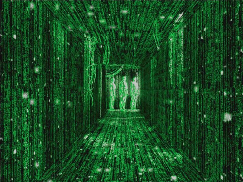 Position n°24. On retrouve la trilogie  Matrix , qui a enchanté les amateurs de jeux vidéos et autres adeptes de mondes parallèles. Dans cette trilogie où les humains sont enfermés dans un monde virtuel, quel personnage clé est incarné par Laurence Fishburne ?