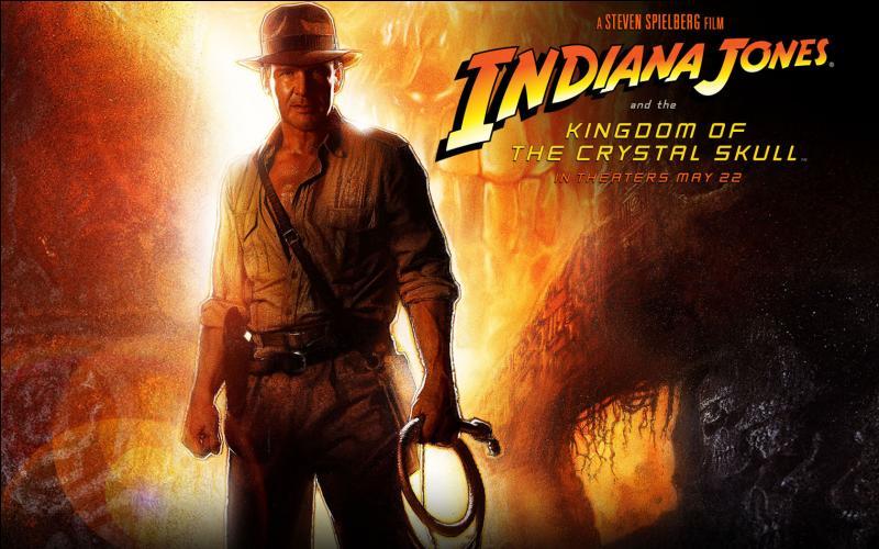 Position n°18. Les amateurs d'aventures et d'archéologie seront sans doute dépaysés par la quadrilogie  Indiana Jones . Quel réalisateur de génie est l'auteur de ces aventures rocambolesques ?