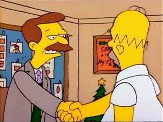 Les Simpson, épisode 3 : Un atome de bon sens