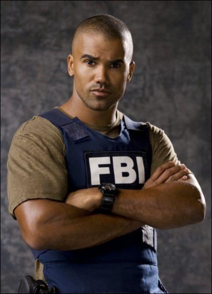 Qui joue le rôle de l'agent Derek Morgan ?