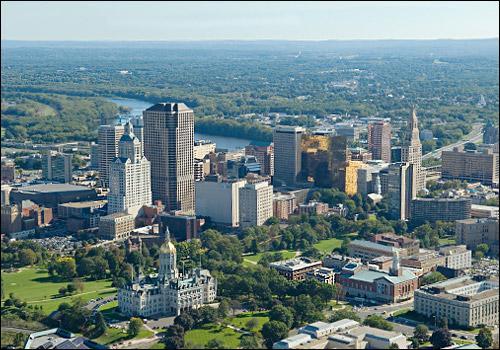 Hartford est la capitale de son état. Mais quel est-il ?
