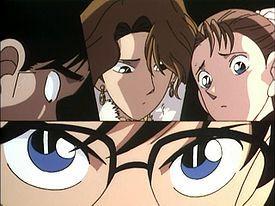 Détective Conan, épisode 3