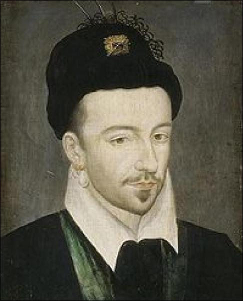 Quel est le nom de ce roi de France ?