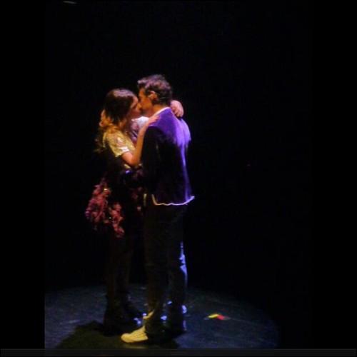 Où s'embrassent-ils ?