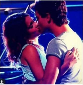 Quand se produit ce baiser ?