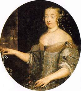 Les maîtresses de Louis XIV