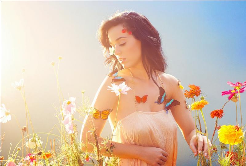 Comment s'appelle le nouvel album de Katy Perry ?