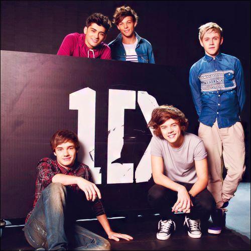 Combien sont les One Direction ?
