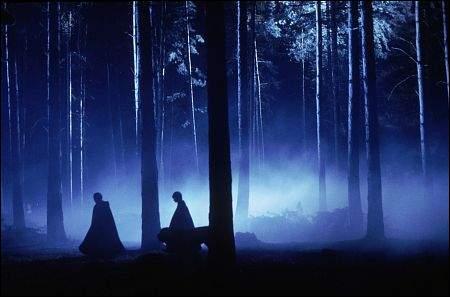 Avec qui part-il en retenue dans la Forêt Interdite ? [HP1]