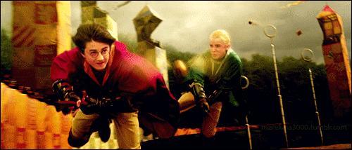 Quel poste occupe-t-il dans l'équipe de Quidditch de Serpentard ? [HP2]