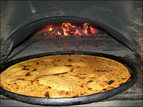 La socca est une grande et fine galette. Quelle est la farine utilisée ?