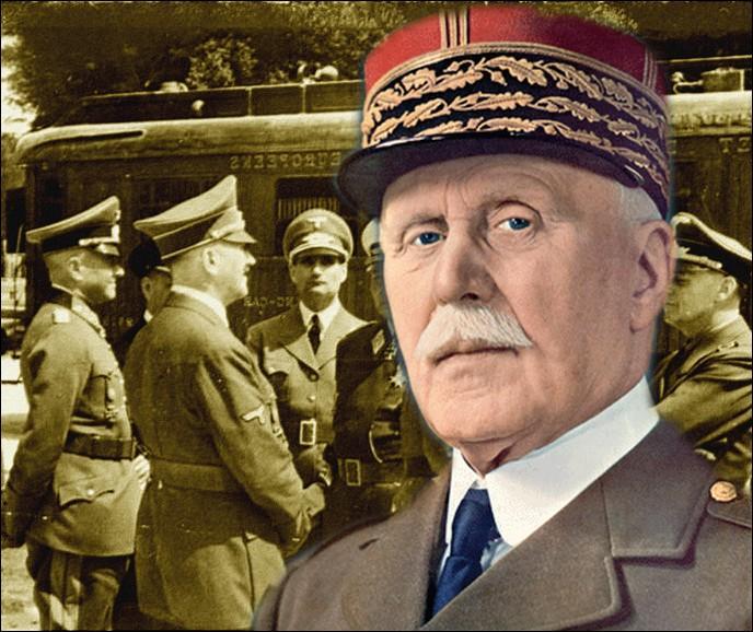 Considéré comme les débuts de la collaboration, où eut lieu la rencontre entre le maréchal Pétain chef de l'Etat français et le chancelier allemand Adolf Hitler le 24 octobre 1940 ?