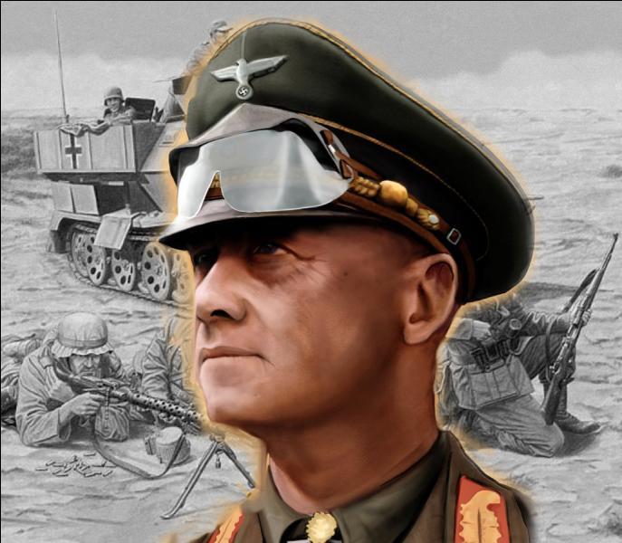 Général allemand, Erwin Rommel dirigea de 1941 à 1943 l'armée allemande en Afrique du Nord, un corps d'armée plus connu sous le nom de...