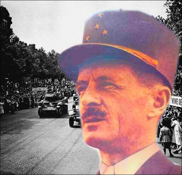 Comment est mort Philippe de Hautecloque dit  Leclerc , commandant la 2 ème DB et libérateur de Paris le 25 août 1944 ?