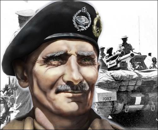 En 1942, quelle bataille est remportée par le général britannique Bernard Montgomery contre les allemands ?