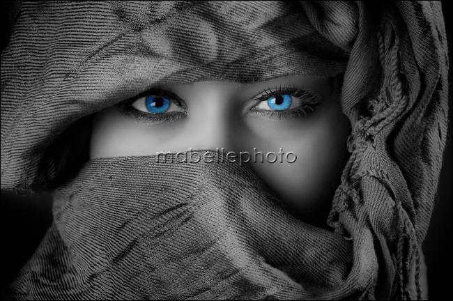 Qui chantait  Blue eyes  ?