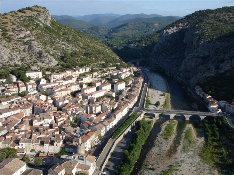Quelle est la spécialité de la ville d'Anduze, petite bourgade du département du Gard ?