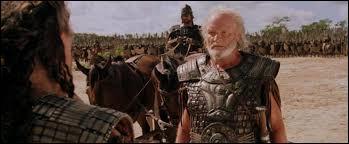Au début du film, quelle région de Grèce n'est pas encore conquise ?