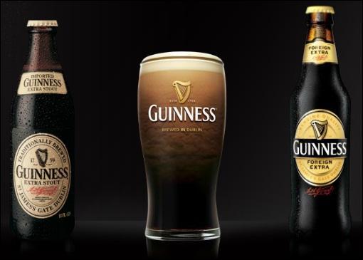 Quelle célèbre marque de bière et aussi brasserie irlandaise, fondée en 1759, est le symbole de la culture irlandaise, basée sur la fête, la bonne humeur et la joie ?