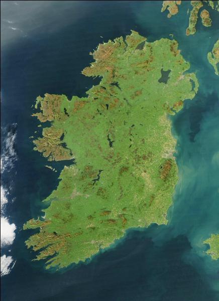 Quelle autre appellation peut-on parfois trouver pour désigner l'île d'Irlande, en regroupant donc à la fois l'Irlande du Nord ainsi que la République d'Irlande ?