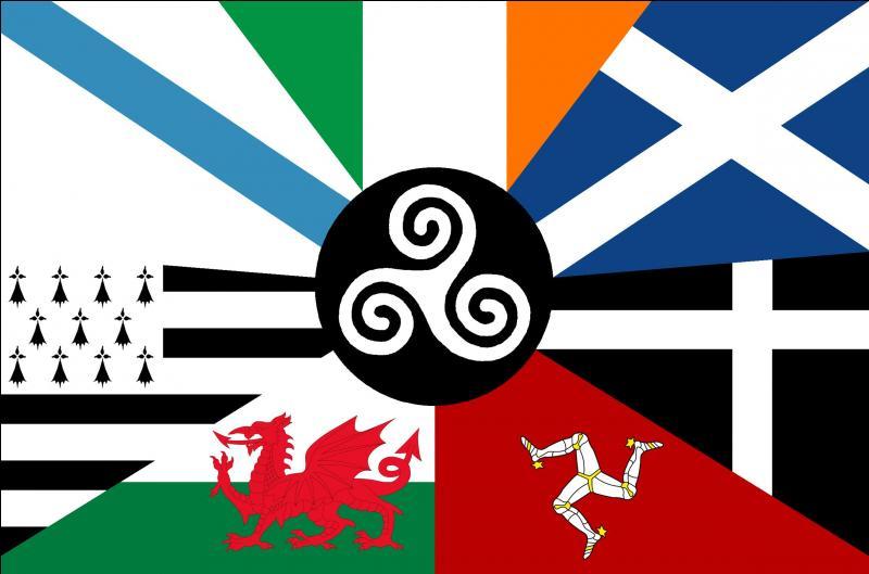Vers -500 avant Jésus-Christ, l'Irlande est colonisée puis habitée par des peuples celtes qui feront de l'Irlande une nation celtique. Combien de nations celtiques répertorie-t-on aujourd'hui ?