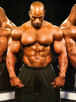 Des muscles pas faciles