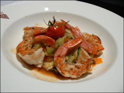 Spécialités bordelaises, quel est le nom de ces petites crevettes blanches pêchées dans l'estuaire de la Gironde ?