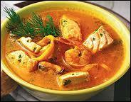 Quelle est cette spécialité bourguignonne faite d'un mélange de quatre poissons (brochet, perche, anguille et tanche), relevés d' une sauce au vin blanc, accompagnée de pommes de terre, de lardons et de croûtons
