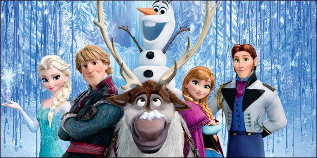 Pourquoi ne voit-on plus les parents d'Elsa et Anna ?