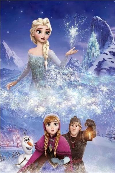 Quelle est la chanson qu'Elsa chante seule ?