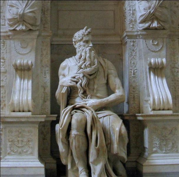 Mais comment les historiens ont pu trouver le défaut de Moïse ? Je n'en sais rien ! Mais à vous de trouver ce défaut !