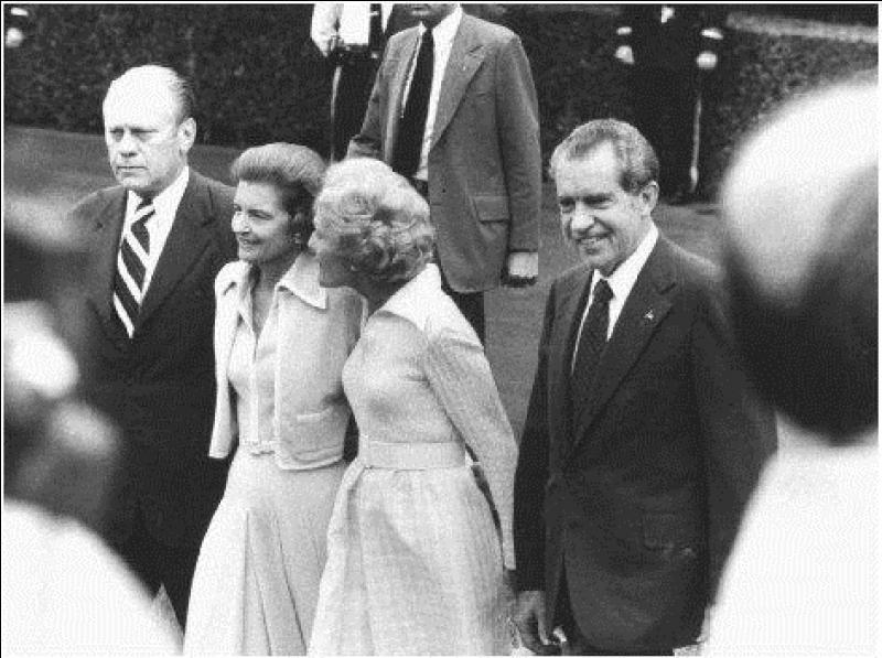 Peut-être que le scandale du Watergate en est la conséquence. De quelle maladie mentale le président Richard Nixon était-il atteint ?