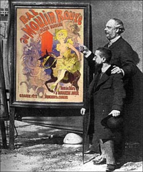 Cet artiste avait l'habitude de représenter le monde de Montmartre à la fin du XIXe siècle. Se doutait-il qu'il allait mourir des conséquences d'une maladie sexuellement transmissible (MST), la syphilis ?