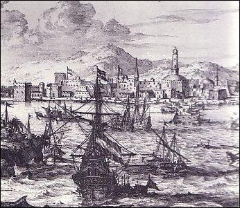 C'est du port de Mocha, au Yémen, que partait le café vers l'Europe. Dans quelle ville européenne arriva le premier lot de café en 1615 ?