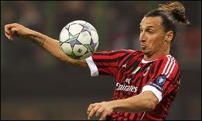 Durant 2 saisons, de 2010 à 2012, Zlatan est attaquant à l'AC Milan. Combien de championnat(s) d'Italie a-t-il remporté avec le club lombard ?