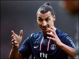 En juillet 2012, Zlatan s'engage avec le Paris Saint-Germain pour une durée de 3 ans. A la fin de la saison 2012-2013, le géant suédois finit meilleur buteur du championnat de France. Combien de buts a-t-il inscrit ?