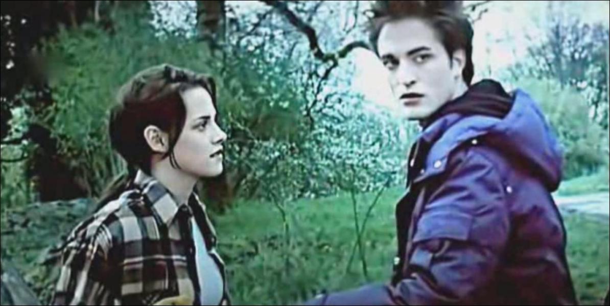 Que vient de voir Edward ?