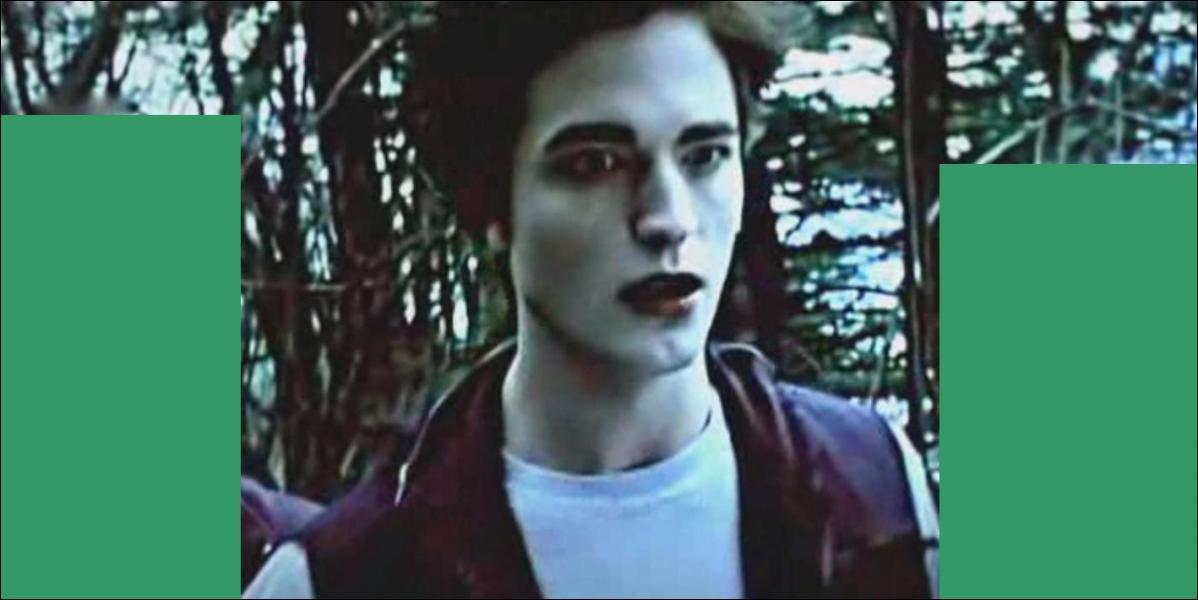 Qui se trouvent de chaque cotés d'Edward ?