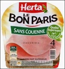 J'ai toujours adoré le bacon, avec des oeufs sur le plat, jusqu'à ce jour où j'ai appris que l'on y incorporait :