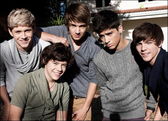 Chaque garçon de ce groupe a participé à  X-factor . Comment s'appelle ce groupe ?