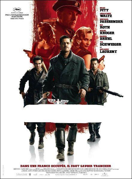 Combien de langues le personnage d'Hans Landa ( interprété par Christoph Waltz ) parle-t-il dans ce film ?