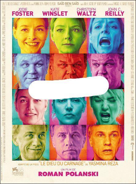 Quel est le genre cinématographique de ce film à huis-clos de Roman Polanski ?