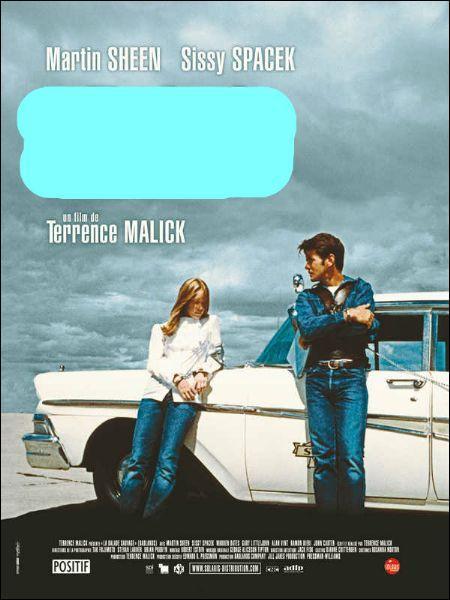 Comment s'appelle le premier long métrage de Terrence Malick ?
