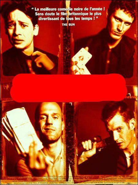 Quel est le titre de ce film qui se trouve être le premier long métrage de Guy Ritchie ?