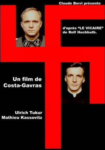 Quel est le titre de ce film de Costa-Gavras avec Mathieu Kassovitz ?