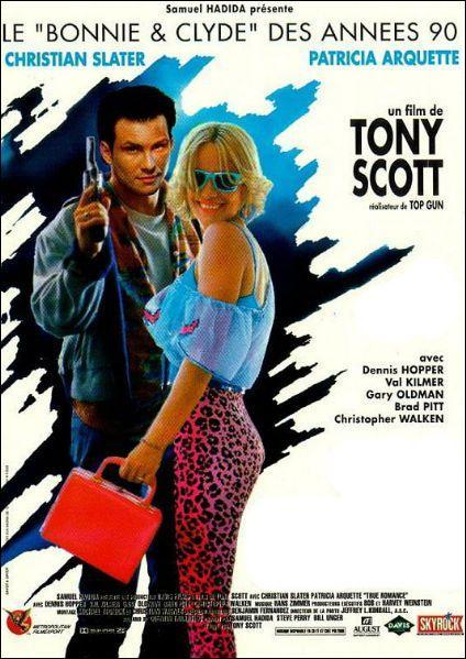 Ce film a été réalisé par Tony Scott, mais qui en a signé le scénario ?