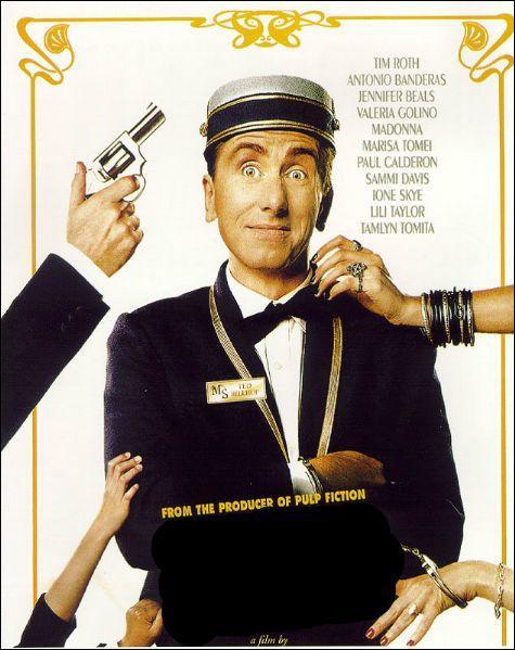 Quel est le titre français de cette comédie réalisée par Quentin Tarantino ?